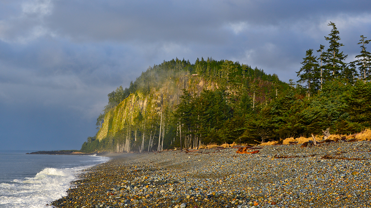 Agate Beach Campground Picture #1